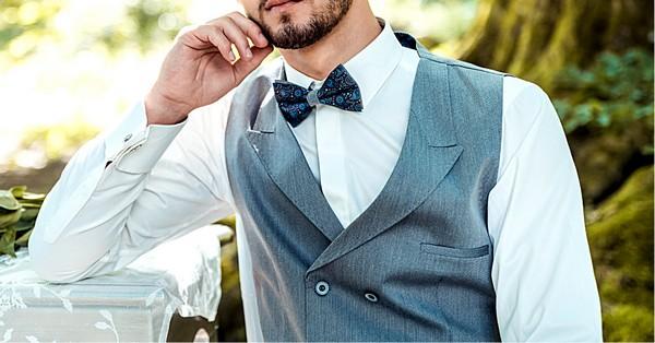 A jólöltözött férfi